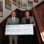Penn Community Bank Continues Support of Pennridge Community Day Fireworks